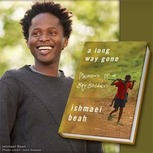 'A Long Way Gone' by Ishmael Beah