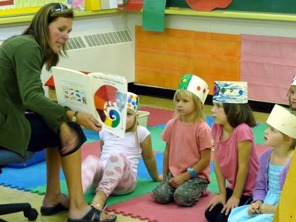 Randsco - Starting Kindergarten