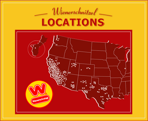 wienerschnitzel locations in the United States