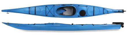 Profile Picture of Rachel's Necky Elaho HV kayak