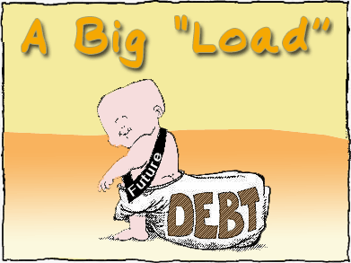 U.S. Economy future debt load for our children