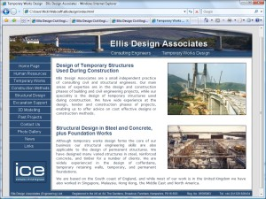 ellis design associates a civil and strutural engineering consulting company